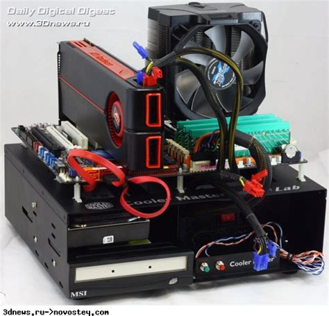cooler master lab test bench cooler master lab test bench v1 0 поступил на вооружение