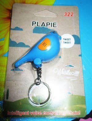 Gantungan Kunci Burung Siul jual gantungan kunci siul burung plapie on di lapak