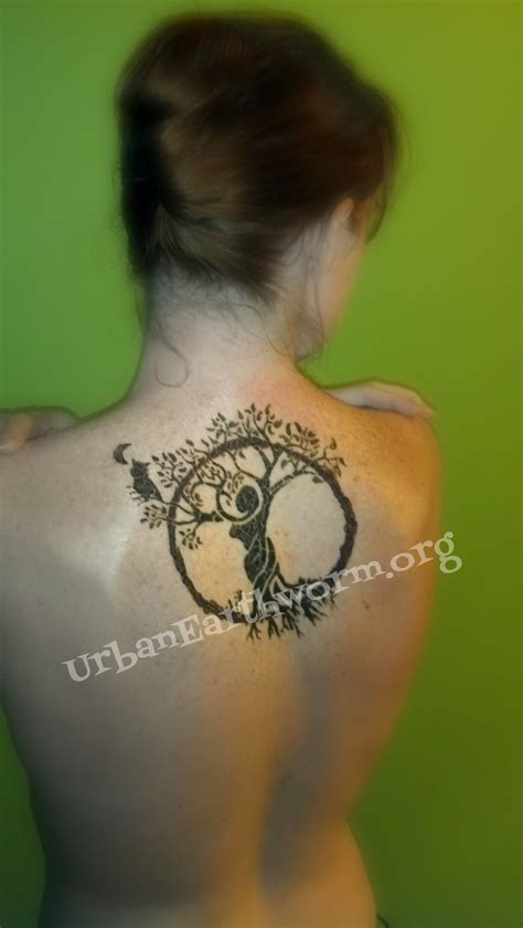 owl henna tattoo how to henna safer and more than chemical