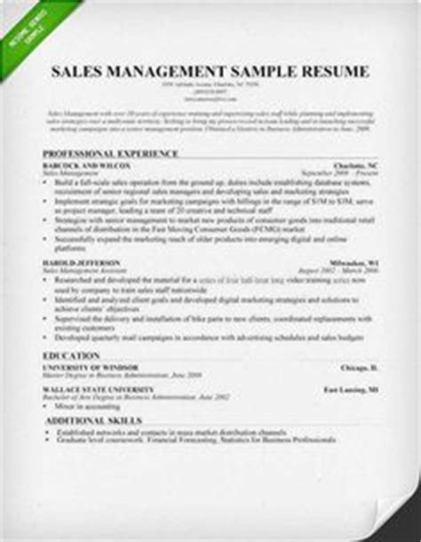 sales manager resume exles google search resumes