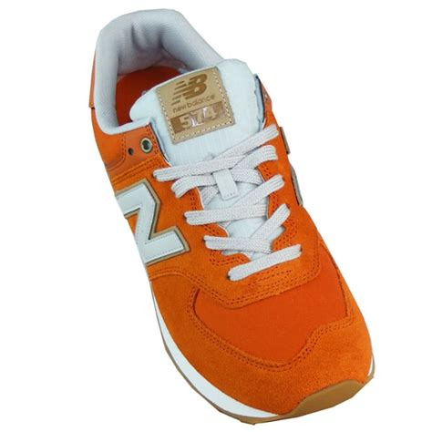 balance ml oud burnt orange sneaker meinsportlinede