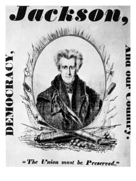 andrew jackson the common man s president apgovernmentchs caigns from 1800 to 1850