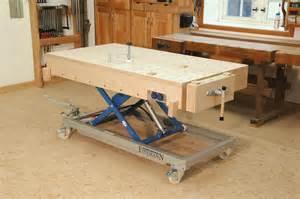 How To Make A Workshop Bench Montagetische Einemann Assembly Table Mt3