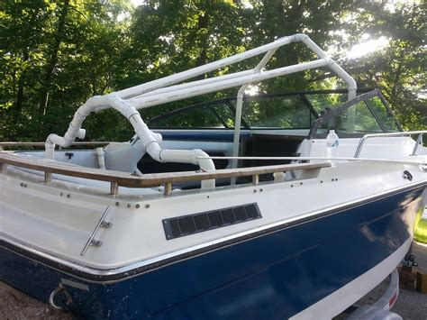 boat shrink wrap supports my quot pvc based boat cover frame support quot build page 1