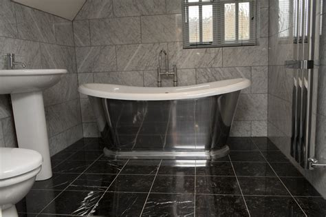 black bathroom tiles black marble tile floor home pinterest black marble