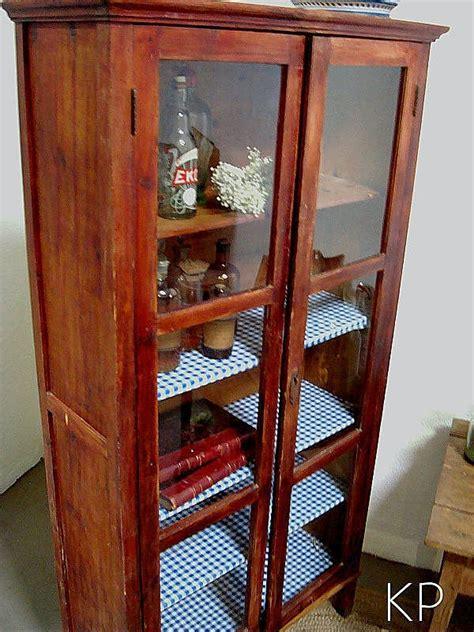 kp tienda vintage  alacena vintage de madera antigua ref
