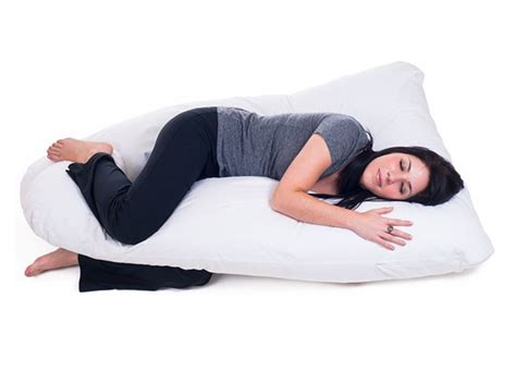 comfort u body pillow walmart full body contour u pillow great for pregnancy