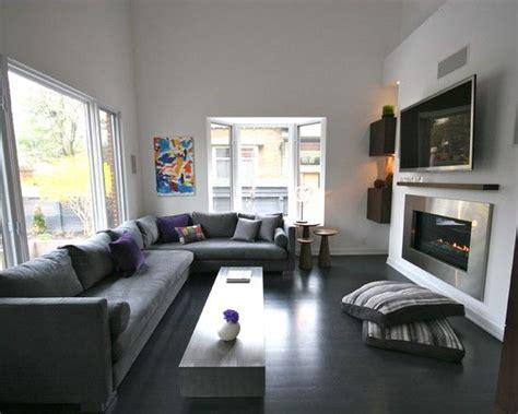 cuisine d angle compl鑼e living room ideas floor sofa light walls