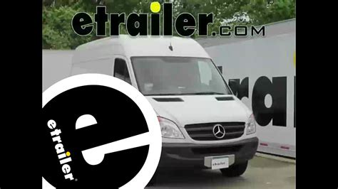 install trailer wiring harness 2013 mercedes sprinter