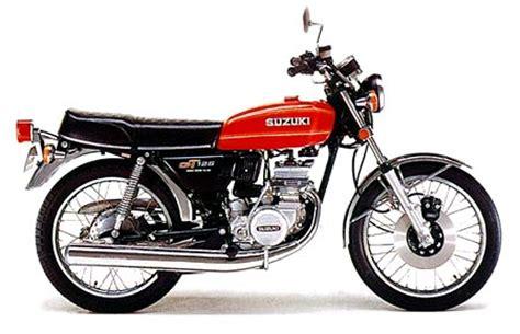 Suzuki 125 Gt Suzuki Gt125 Road Test
