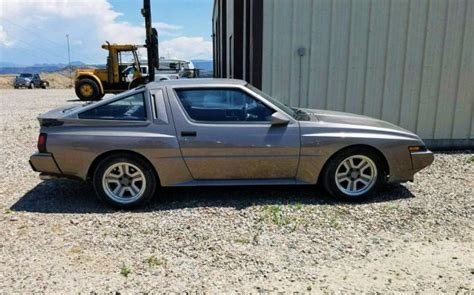 1987 Chrysler Conquest Tsi by Badge Engineered 1987 Chrysler Conquest Tsi
