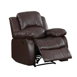 Microfiber Chair And A Half The Best Cheap Recliners Best Recliners