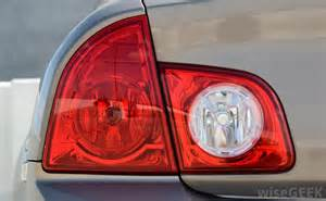 Auto Repair Brake Lights What Is A Fix It Ticket With Pictures