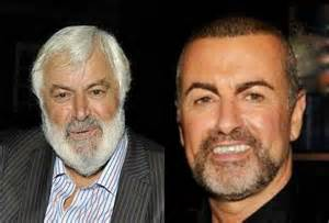 George Michael S Father by George And His Dad So Like Him My George Obsession
