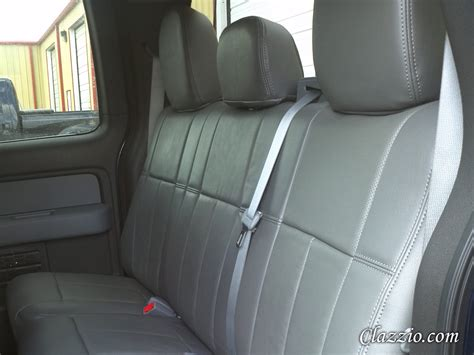 ford f 150 leather seats ford f 150 seat covers clazzio seat covers