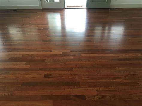 Brazilian Cherry Hardwood Flooring in Boulder CO   Floor