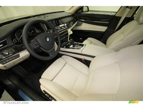 2013 Bmw 7 Series Interior by Ivory White Black Interior 2013 Bmw 7 Series 750li Sedan