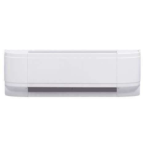 dimplex baseboard heater dimplex 20 in 500 watt linear convector baseboard heater