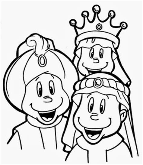 imagenes reyes magos para colorear e imprimir maestra de primaria dibujos de los reyes magos para