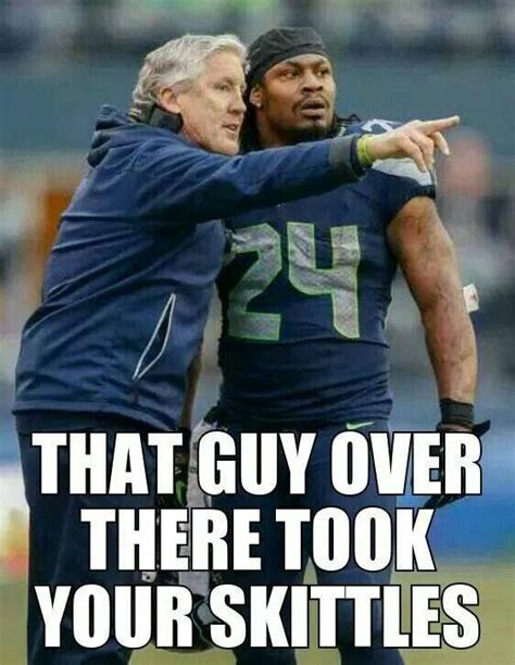Marshawn Lynch Memes - how much will you miss this seawawks pride