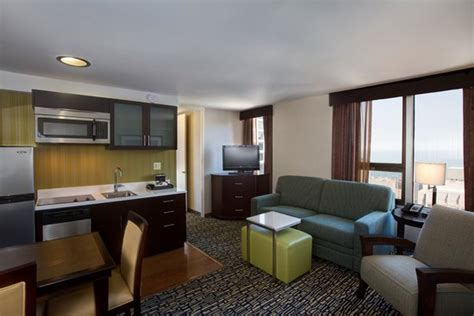 The Chicago Apartment King Suite King Studio Suite Picture Of Homewood Suites By