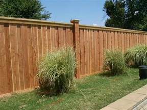 Decorative Privacy Fences by Decorative Wood Fence Images Frompo 1
