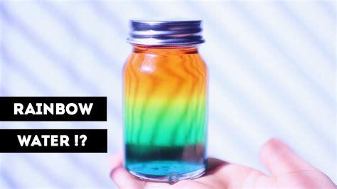 rainbow water rainbow water
