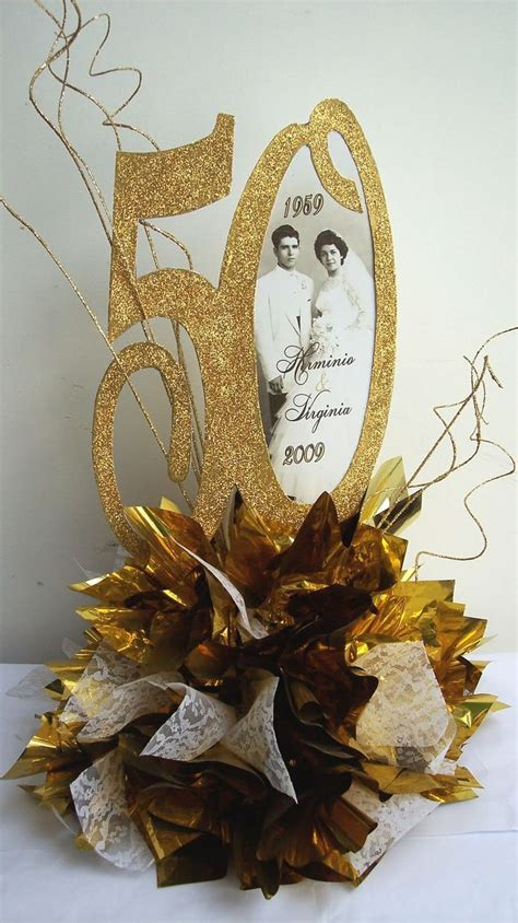 50 wedding anniversary centerpieces 17 best ideas about 50th anniversary centerpieces on