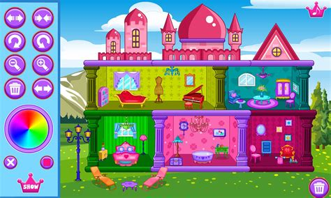 princess dolls house princess doll house android apps on google play