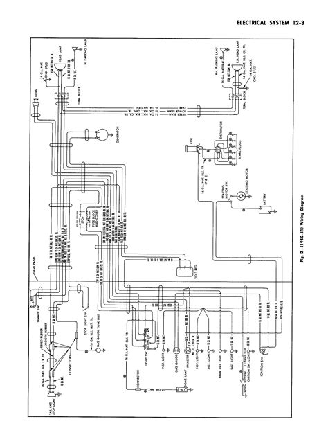 1959 chevy truck headlight switch wiring diagram free