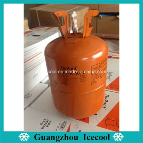 Freon Dupont Suva R134a 13 65kg china dupont suva net weight 13 6kg freon r22 r404a r134a
