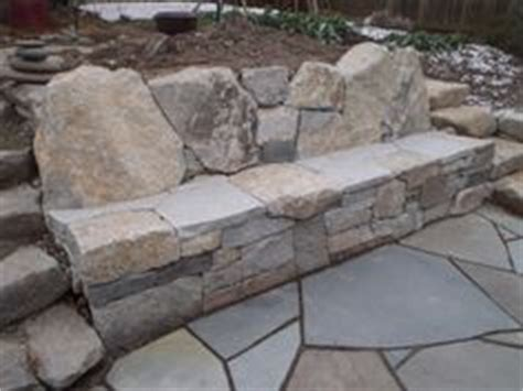stacked stone bench 1000 images about benches and seating on pinterest