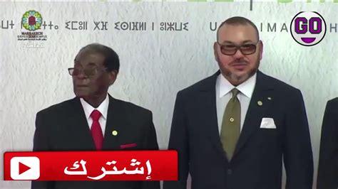 Vi Search Ignore Cop22 Quand Le Roi Mohammed Vi Ignore Robert Mugabe Pr 233 Sident Du
