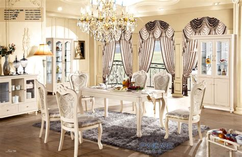 high quality fashion home solid wood dining room table