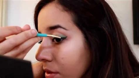 makeup for women in their 70s tutorial 60s 1970 hippie inspired makeup tutorial youtube