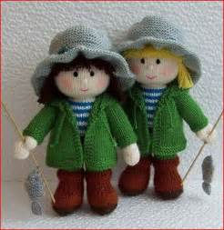 how to knit a doll 448 best images about crocheted and knit dolls on