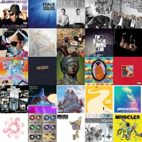 best album the burning ear best of 2010