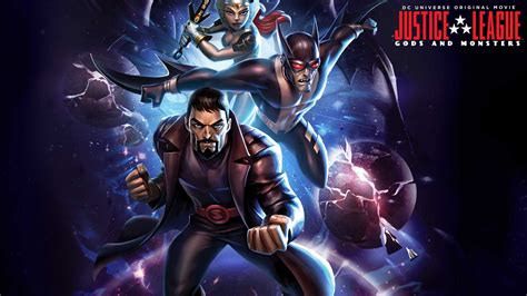 film justice league gods and monsters 3rd strike com justice league gods and monsters dvd