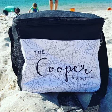 Tas Two Cooler Bag Medium Cover personalised insulated family picnic cooler bags