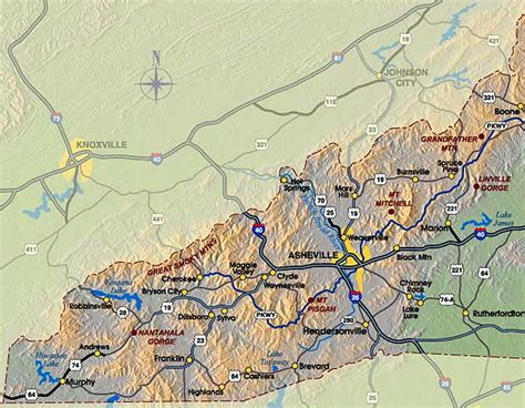ashville nc map getting around in asheville nc asheville nc s official