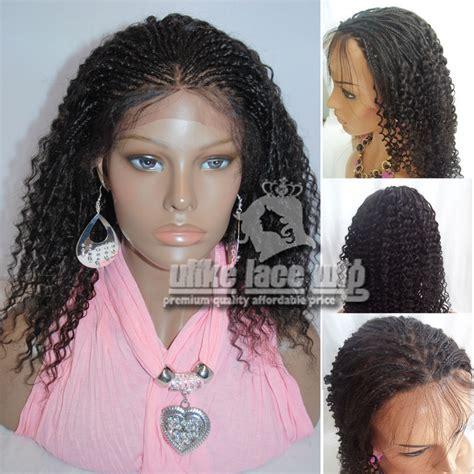 sheba braided full lace wig brazilian virgin hair hand braided full lace wig 100