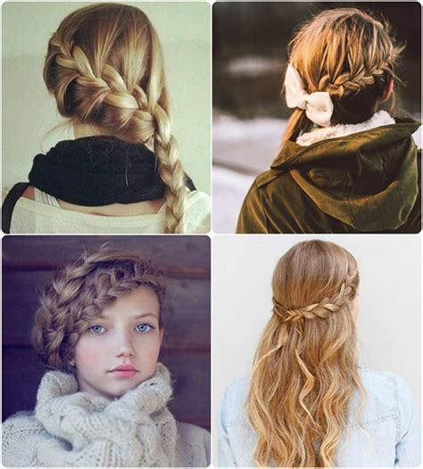 Winter Hairstyles by 2014 Winter 2015 Hairstyles And Hair Color Trends Vpfashion
