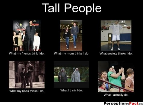 Tall People Problems Meme - tall people memes