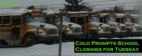 pontiac school district closing cold prompts school closings for tuesday the oakland