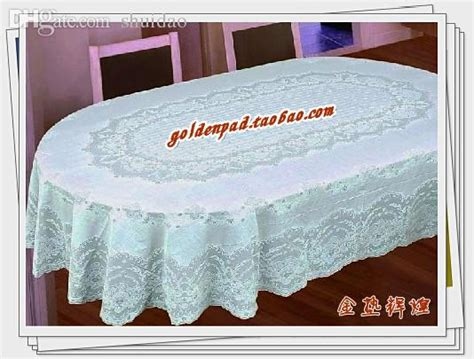 dining table cover oval shape wholesale white oval shape table cloth tablecloth pvc