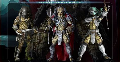 Vs Predator Elder Predator aliens and predator news archives the toyark news