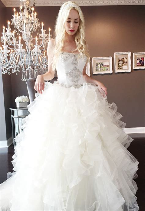 Bridal Dress Shops by High End Wedding Dresses In Atlanta Ga Bridal Store