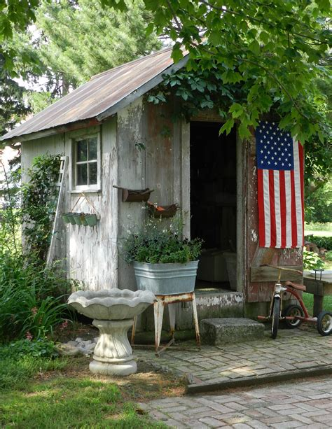 Shed Country by A Primitive Place Country Journal Magazine Summer 2012