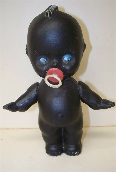 black kewpie doll black kewpie doll with jumbo logo collectors weekly