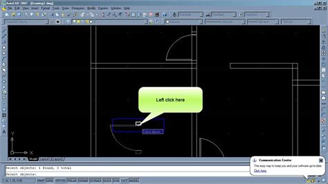 autocad 2007 tutorial kickass tutorial autocad 2007 denah rumah youtube
